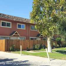 Rental info for 14265 Terra Bella Street Unit #65 in the Panorama City area