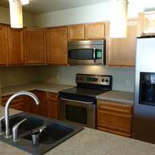 Rental info for Two Bed - Two Bath - Top Floor Condominium - Ne... in the Aurora Gateway area
