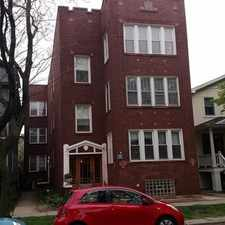 Rental info for 2107-09 W. Eastwood Avenue in the Ravenswood area