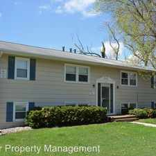 Rental info for 1411 Georgia in the Ames area