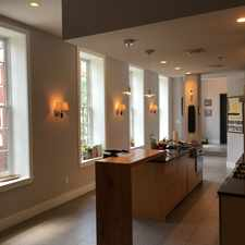 Rental info for 2007 Sansom Street #3rd Fl in the Center City West area
