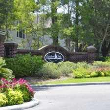 Rental info for Audubon Park Apartments in the North Charleston area