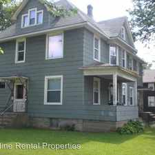 Rental info for 1603 S 5th St - #1 - Lower in the 61104 area