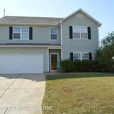 Rental info for 100 Mizelle Meadow Court in the Fuquay-Varina area