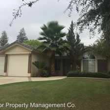 Rental info for 9809 Blackfoot Dr. in the Bakersfield area