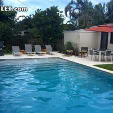 Rental info for $5000 3 bedroom House in Fort Lauderdale in the Fort Lauderdale area