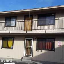 Rental info for 690 Field St in the Reno area