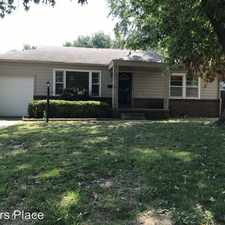 Rental info for 5125 S. St. Louis in the Tulsa area