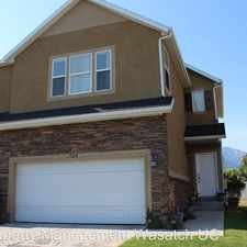 Rental info for 1794 E 920 S in the Spanish Fork area