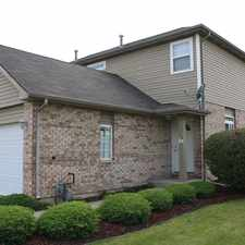 Rental info for 18508 Millennium Dr in the Tinley Park area
