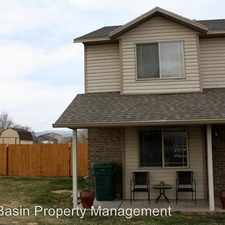 Rental info for 275 East 1220 South - 1