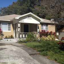 Rental info for 1220 E Crenshaw St in the Sulphur Springs area