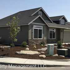 Rental info for 3160 NW Canyon Drive in the Redmond area