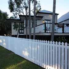 Rental info for KELVIN GROVE QUEENSLANDER in the Paddington area