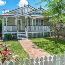 Rental info for UPDATED AND BURSTING WITH CHARM - IDEAL FAMILY FRIENDLY LOCATION in the Hendra area