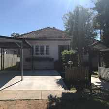 Rental info for PERFECTLY POSITIONED COTTAGE in the Clayfield area