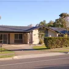 Rental info for Brilliant home on corner block with large shed in the Brisbane area