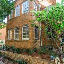 Rental info for DEPOSIT TAKEN - HUGE SEMI STYLE TOP FLOOR THREE/FOUR BEDROOM DUPLEX IN THE HEART OF BONDI JUNCTION!