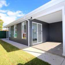Rental info for Brand New Granny Flat in the Sefton area