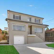 Rental info for Renovated Beauty- You Will Be Impressed in the Kingsgrove area