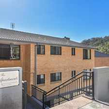 Rental info for 22/14-16 Margin Street, Gosford in the Gosford area