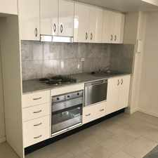 Rental info for LARGE UNFURNISHED STUDIO APARTMENT IN THE CENTER OF MANLY in the Sydney area