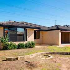 Rental info for Pet Friendly Spacious Family Home....