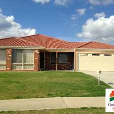 Rental info for STROLL TO SCHOOL... Marri Grove Primary School on your doorstep in the Perth area