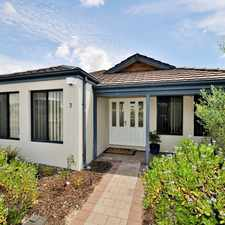 Rental info for ONE WEEKS FREE RENT!!!! in the Perth area