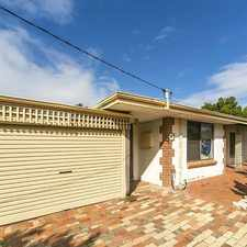 Rental info for CONVENIENTLY LOCATED THREE BEDROOM HOME