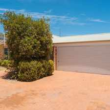 Rental info for SPACIOUS 4 X2 FAMILY HOME in the Karrinyup area