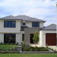Rental info for A CUT ABOVE THE REST! in the Perth area