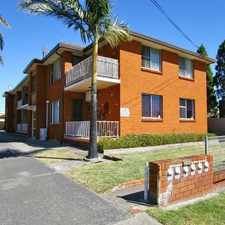 Rental info for PERFECT LOCATION! in the Lake Illawarra area