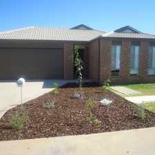 Rental info for Modern Home in Quiet Court in the Mildura area