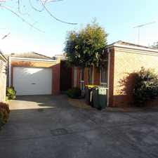 Rental info for PERFECT LOCATION - FRESHLY PAINTED THROUGHOUT in the Hughesdale area