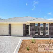 Rental info for Near new magnificent family home! in the Seaford Meadows area