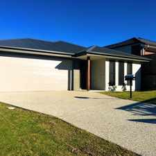 Rental info for Brand new home calling first occupants! in the Gold Coast area