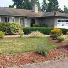 Rental info for 2516 Panaview Blvd Everett Three BR, Beautiful one level home on