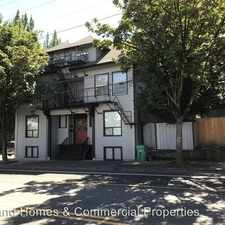 Rental info for 2456 NW Vaughn Street #4 in the Portland area