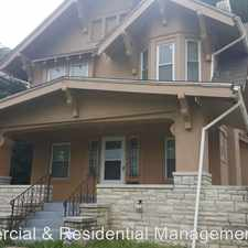 Rental info for 4247 Montgall Ave in the Kansas City area
