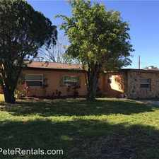 Rental info for 5440 96th Ave N in the Pinellas Park area