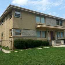 Rental info for 4037 N. 60th St. Apt. 4 - Clean and Spacious 2nd Floor with Appliances in the Capitol Heights area