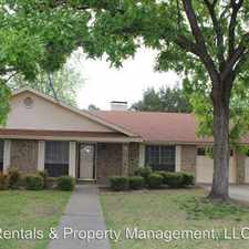 Rental info for 819 Trail Crest in the Harker Heights area