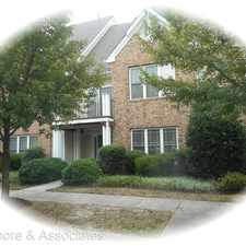 Rental info for 1019 Hollymeade Circle