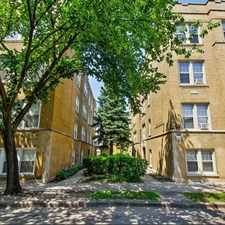 Rental info for 4128-34 W Addison/3601-03 N Kedvale