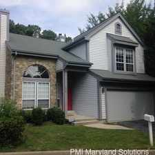 Rental info for 1659 Nordic Cirlcle in the Wheaton area