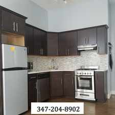 Rental info for 120 Seigel St in the New York area