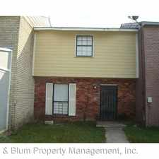 Rental info for 27 Pinewood Ct. in the New Orleans area
