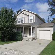 Rental info for 2816 Profit Path in the Edgewood area