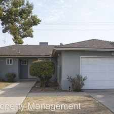 Rental info for 1315 Peach Ave. in the 93612 area